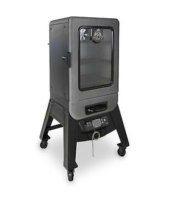 2-Series Vertical Smoker LED Read-Out