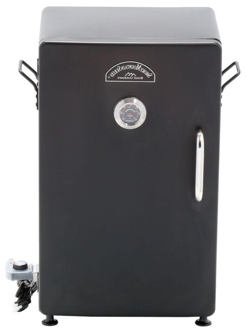 ELECTRIC SMOKER Meat Fish Food Smokey Barbecue Grill