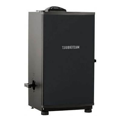 electric smokehouse 30 black