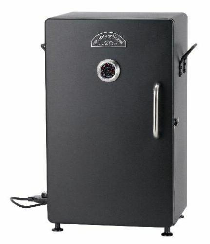 electric smoker 26 inch stainless steel heat