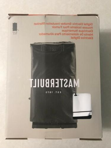 electric smoker insulation blanket cover