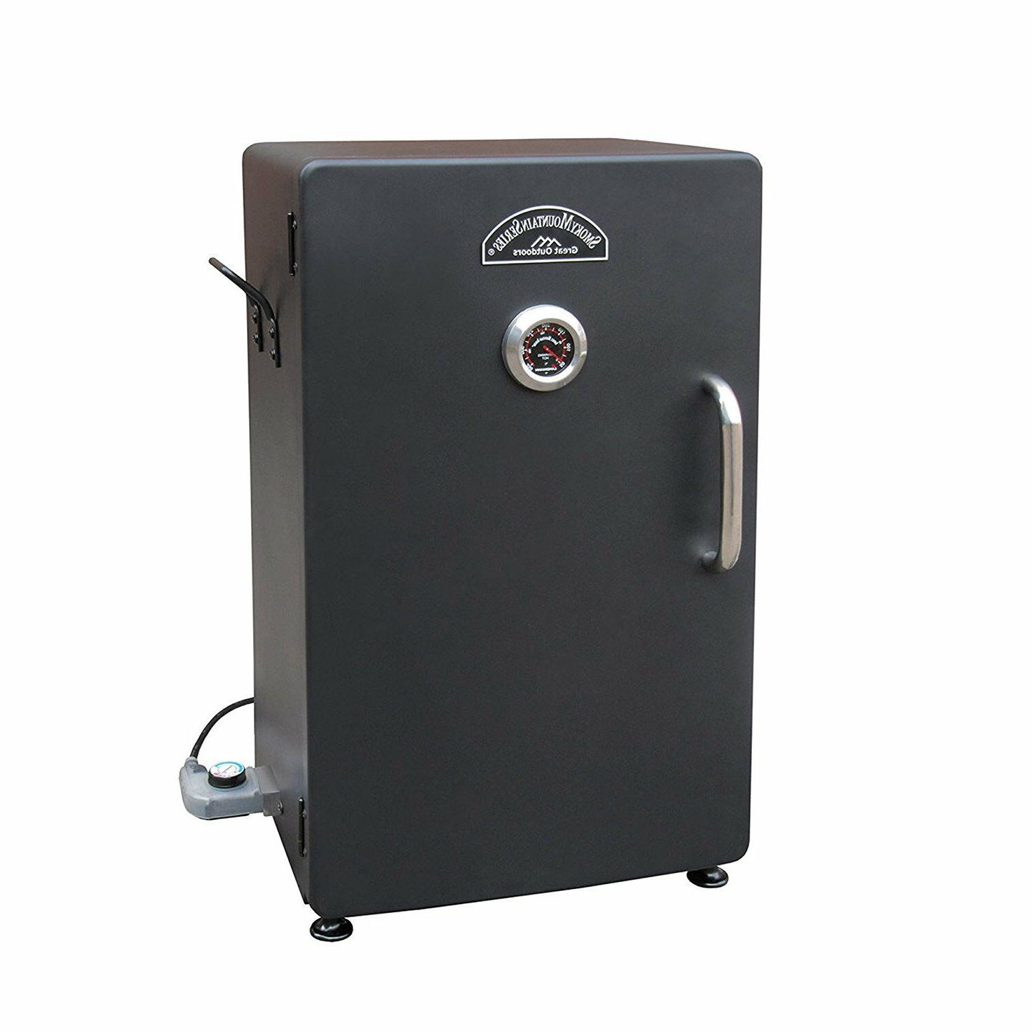 Electric Smoker Fish Food BBQ Grill Oven