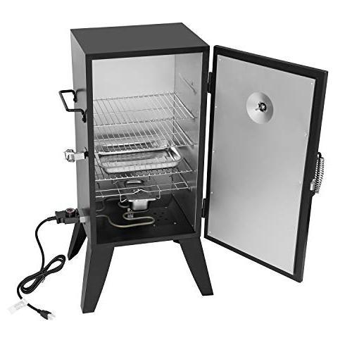 Royal Electric Smoker Adjustable Temperature