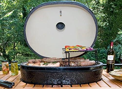 Extension Oval Large Grills