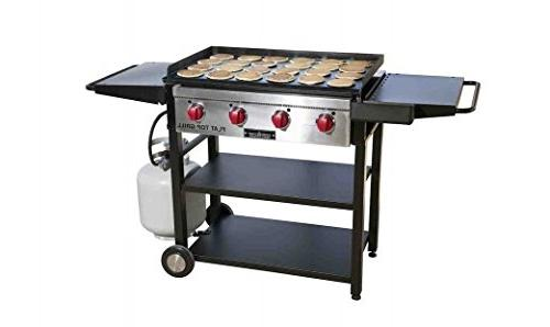 Camp Chef Flat Top Grill Color, Size