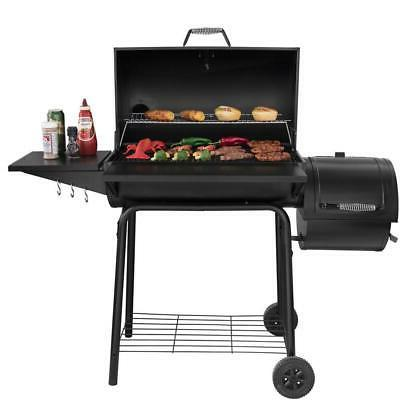 Grill Combo Wood Professional Outdoor Cooker