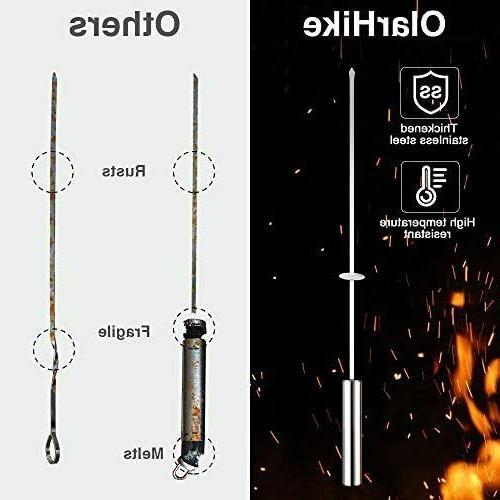 Grilling Tools Set 25 Stainless Steel Kit Smoker