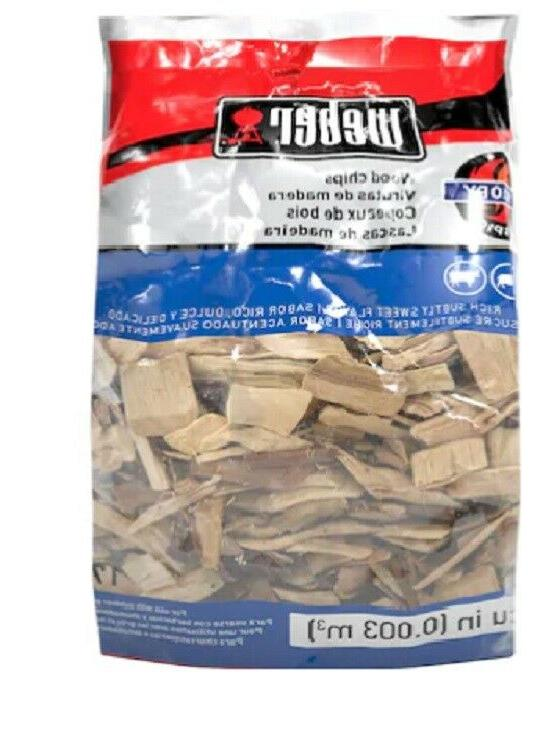 Weber Hickory Wood Chips for Grills and Smokers
