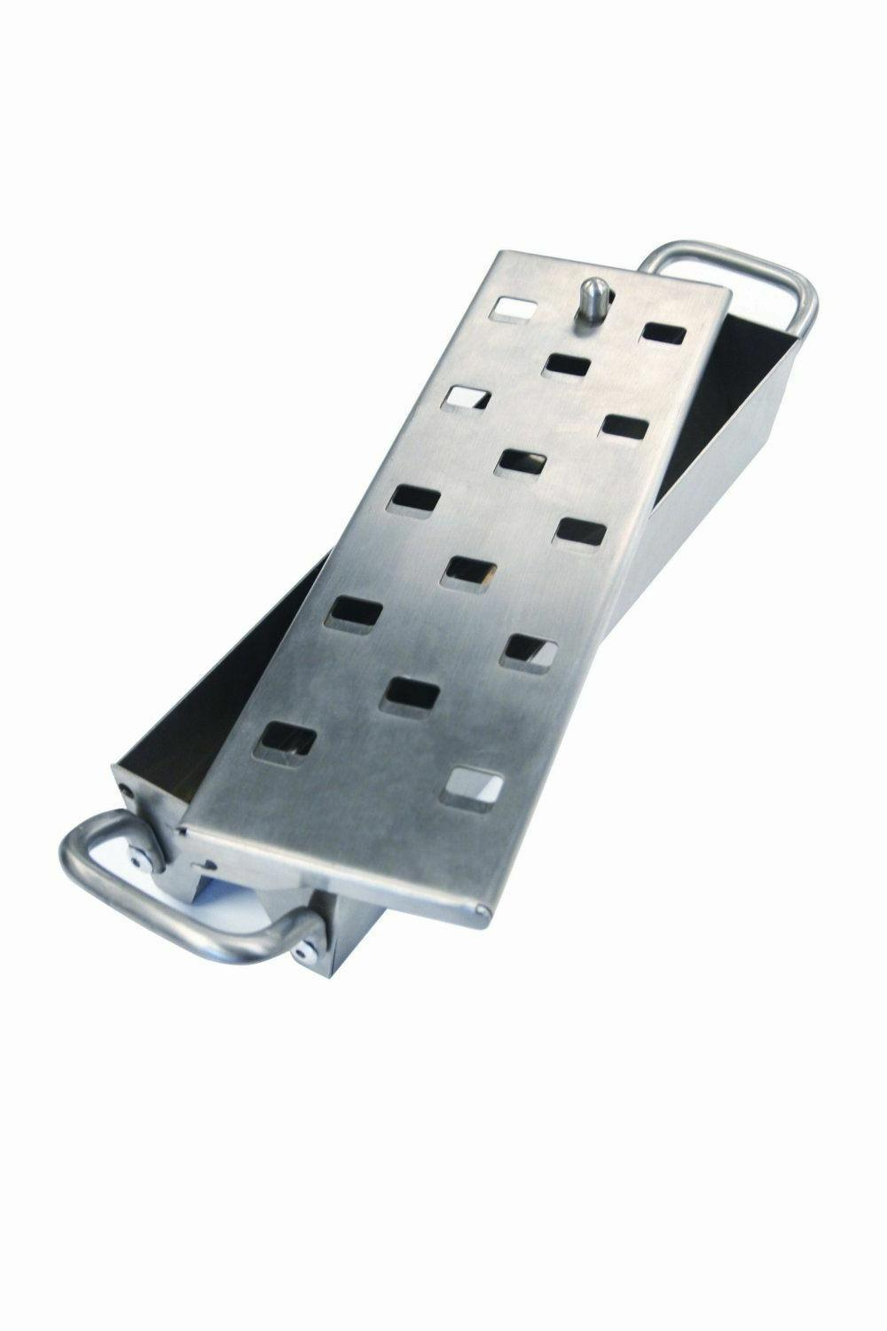 imperial two chamber hinged lid stainless steel