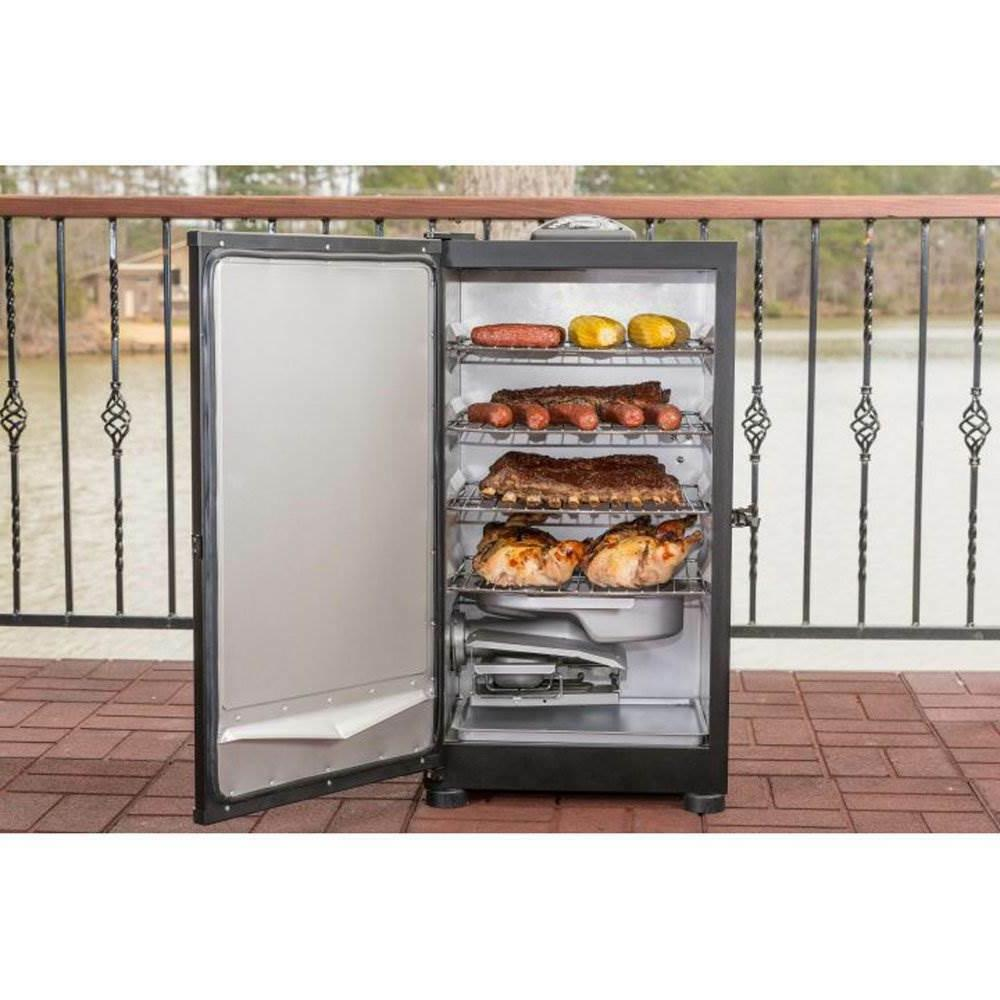 "Masterbuilt Outdoor Barbecue 30"" Digital Smoker Grill,"