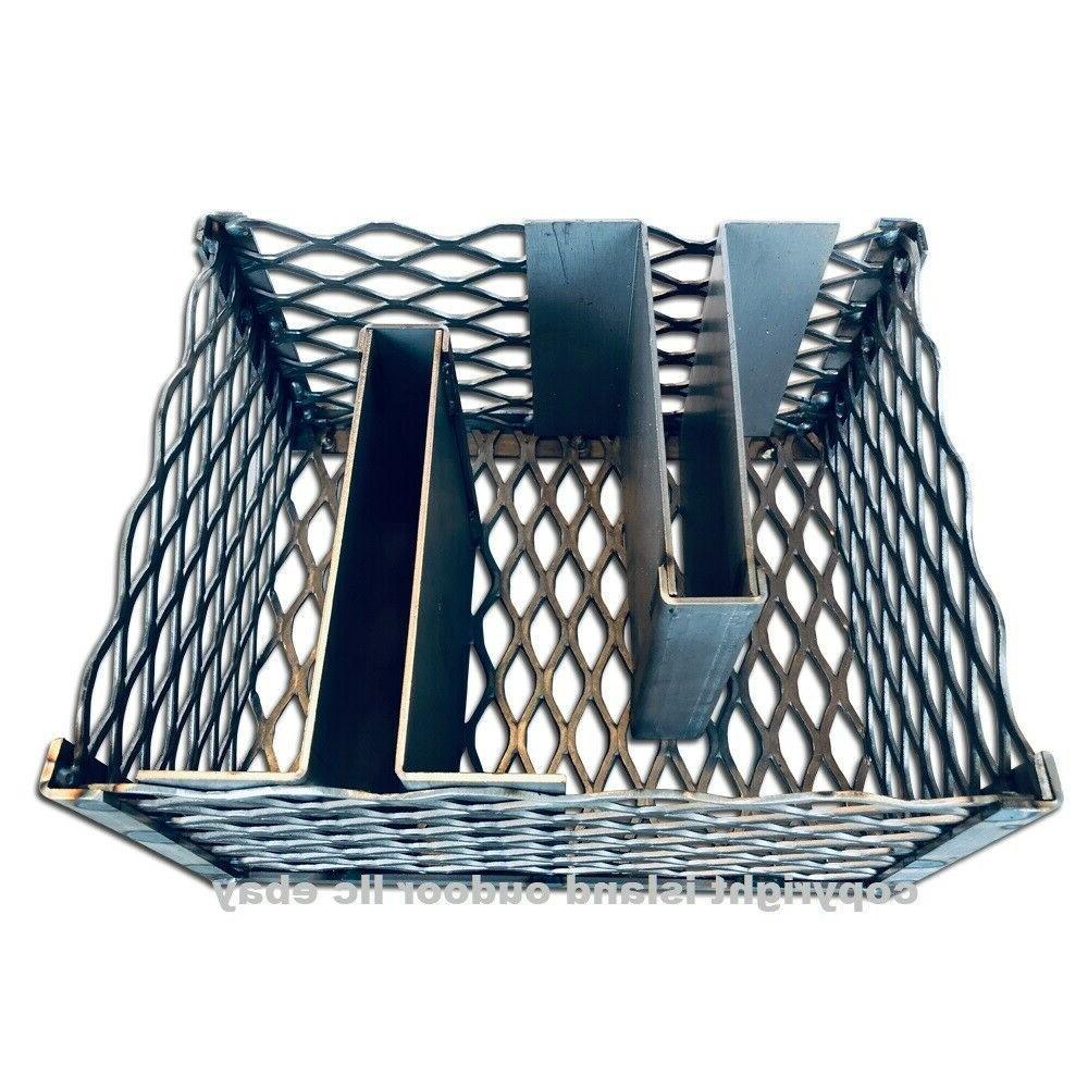 minion snake method bbq smoker charcoal basket