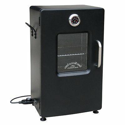 Smokey Mountain Alone Electric Smoker Black-Mfg#
