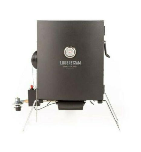 mps 20b patio 2 portable propane smoker