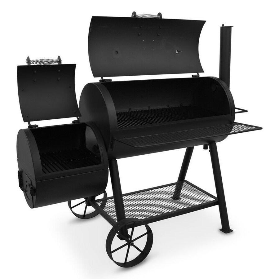 NEW Oklahoma 900-sq Smoker and Outdoor