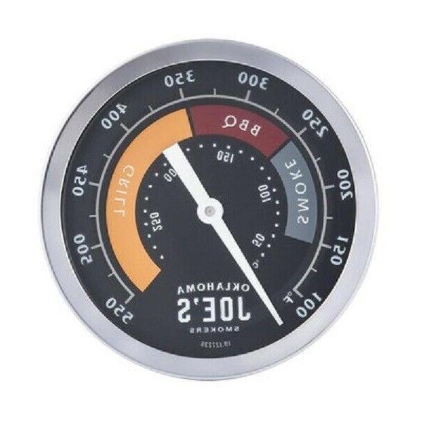 oklahoma grill thermometers joe s 3595528r06 temperature