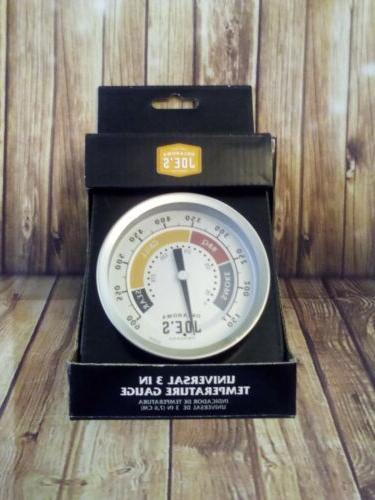 Oklahoma Smokers Grill Thermometer,