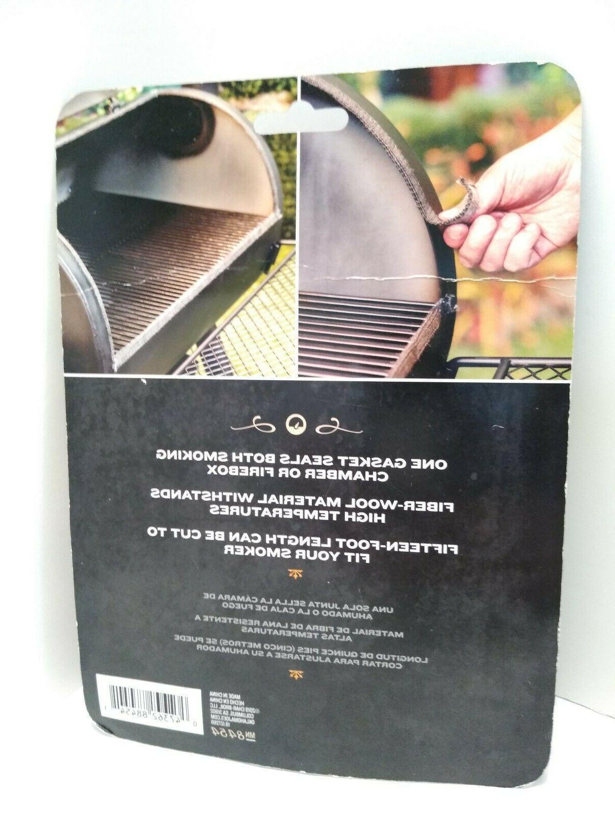 Oklahoma Joe's Gasket Kit 15-ft roll -