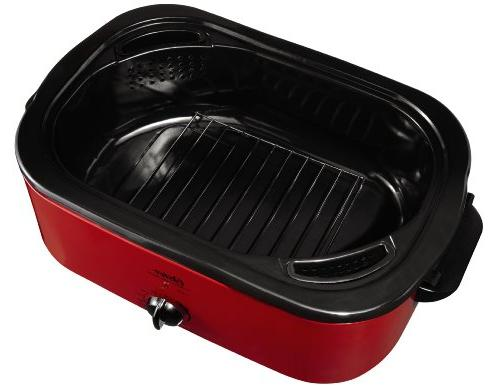 Oster Oven, Red