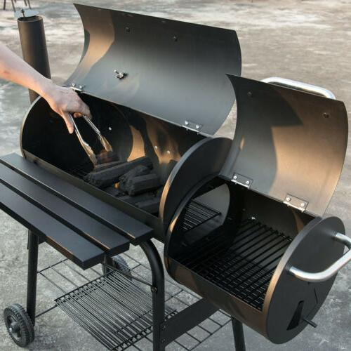 Outdoor BBQ Barbecue Patio Meat