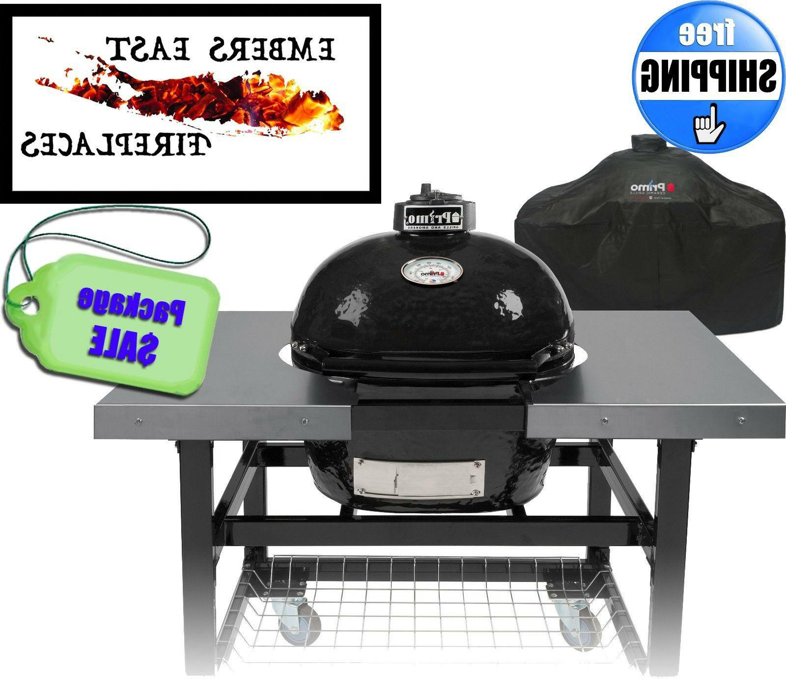 oval jr 200 bbq smoker grill bake