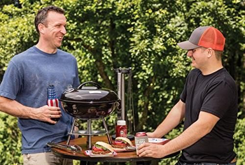 """Cuisinart 14"""" Portable Charcoal Grill,"""