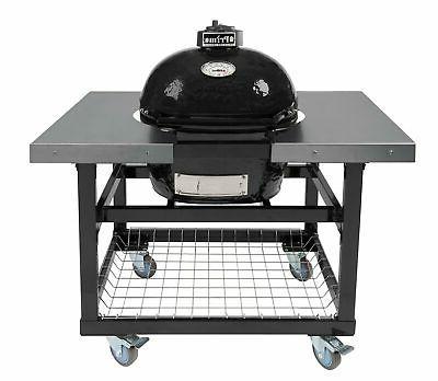 primo oval jr 200 ceramic smoker grill