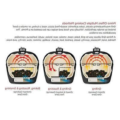 Primo Round LG Ceramic Smoker Grill Cradle