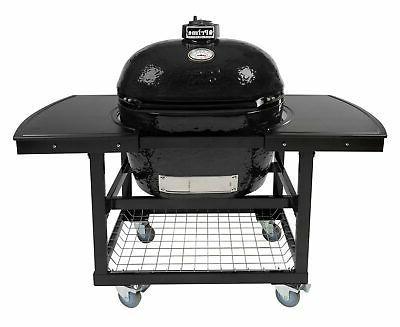 primo oval xl 400 ceramic smoker grill