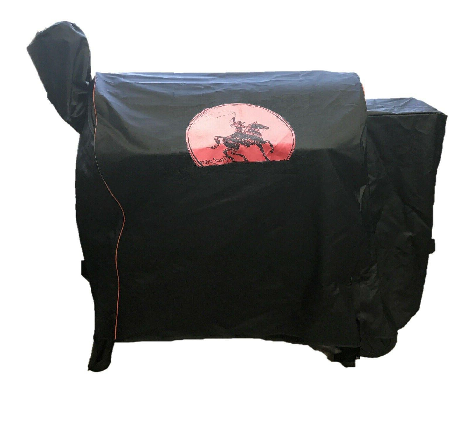 ProCover Rodeo Exact Fit For Traeger BAC380 34 Series Full L