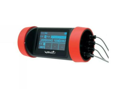 pro plus wireless grilling and smoker thermometer