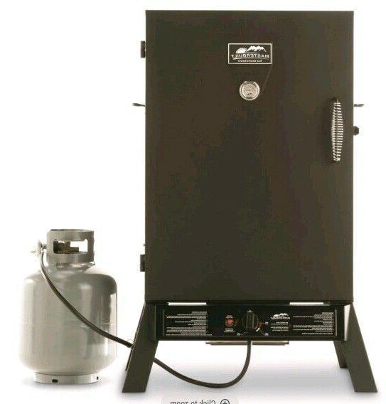 propane smoker
