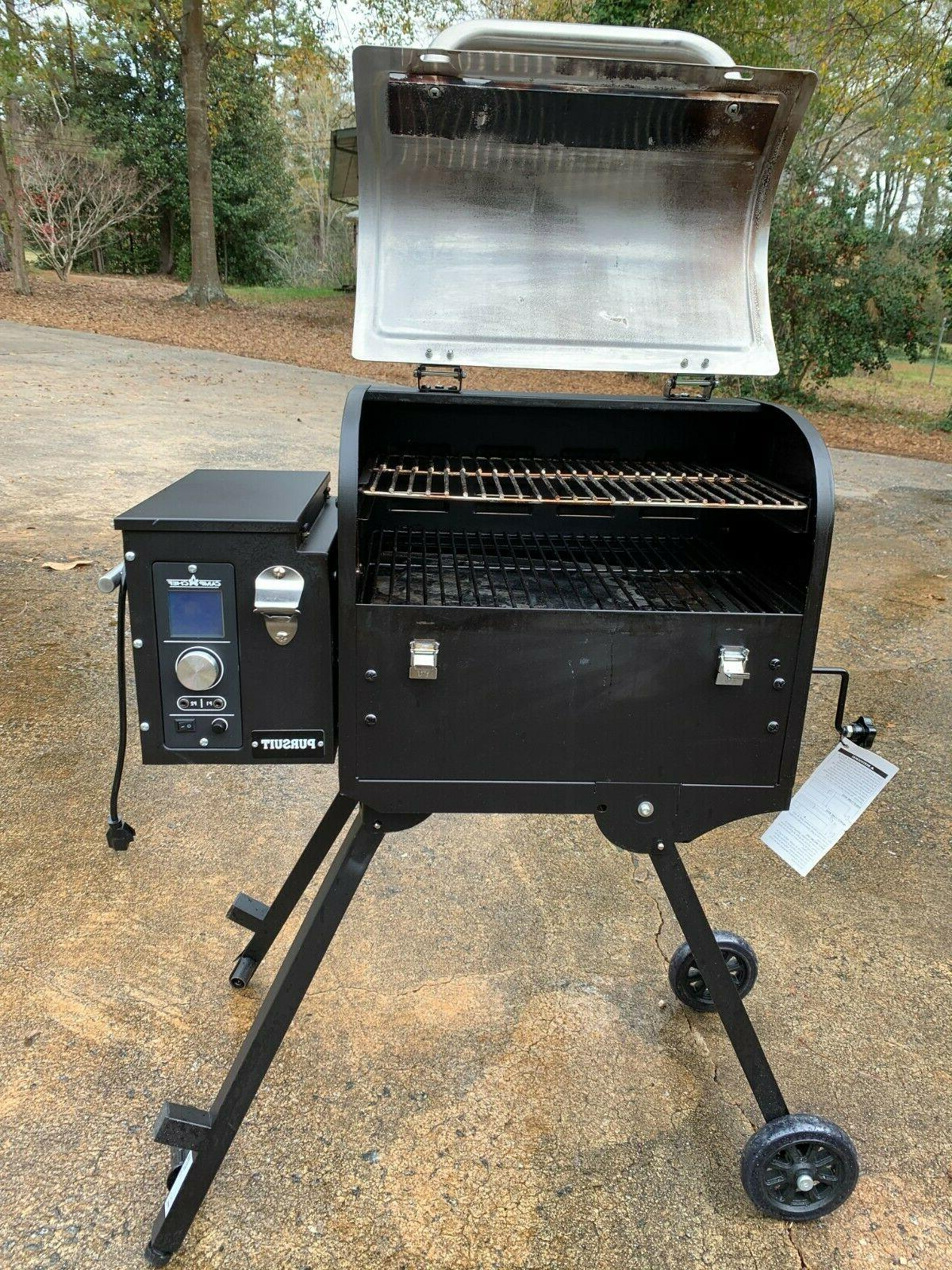 Camp Chef Pursuit Portable Pellet Grill/Smoker