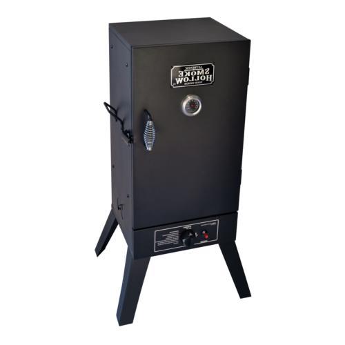 smoke hollow 30 propane smoker