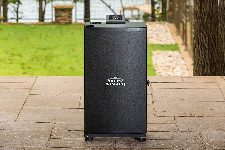 Smoke Digital panel controls air