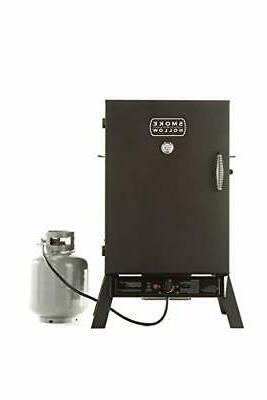 Smoke Hollow PS40B Propane Smoker by Masterbuilt Black