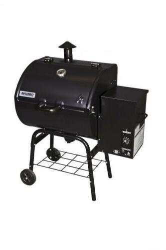 smokepro dlx pellet grill