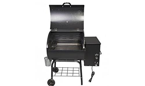 Camp Chef SmokePro SE 24 Pellet Grill, Black