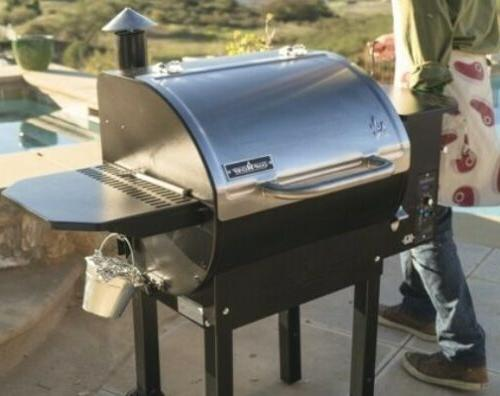 Camp Chef Stainless DLX NEW -