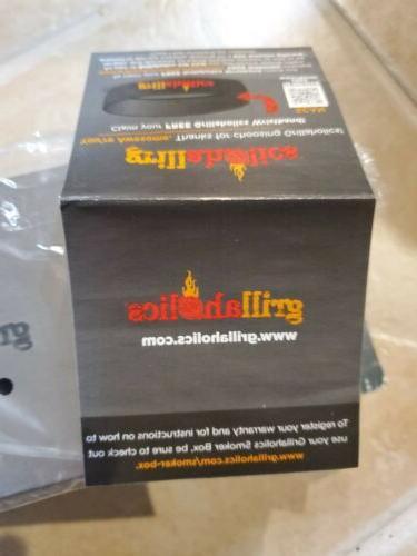 Grillaholics Smoker Box Heavy