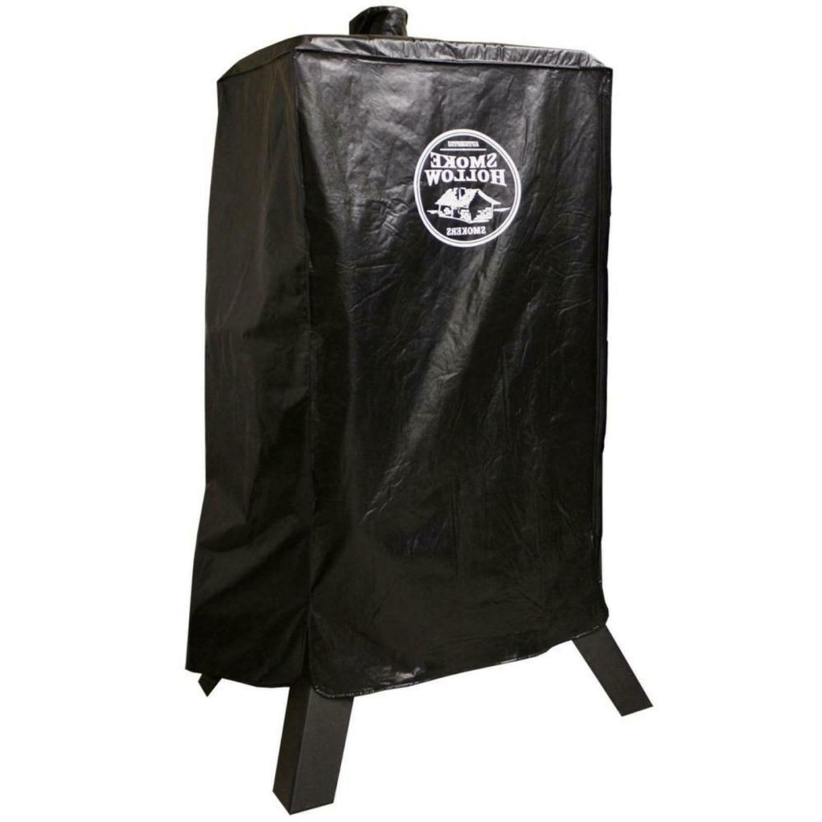 Smoke Hollow Large Vertical Smoker Cover Weatherproof Grill
