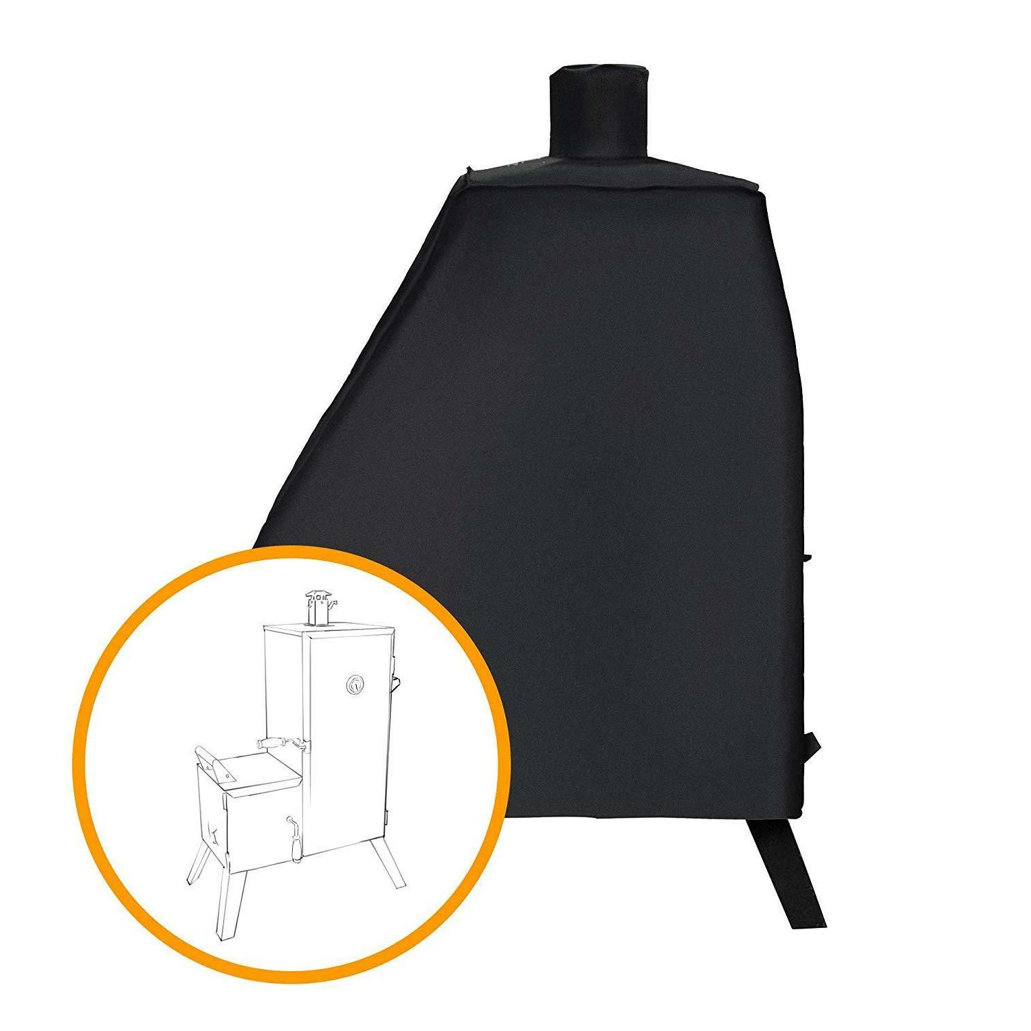smoker cover for dyna glo dgo1176bdc d