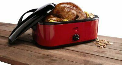 Oster Smoker Roaster 16-Quart,