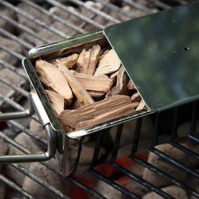 Smoking Chips Dried, 100% Natural Coarse Wood