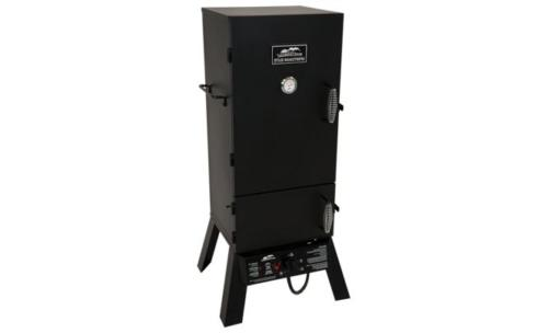 sportsman elite 30 two door propane smoker