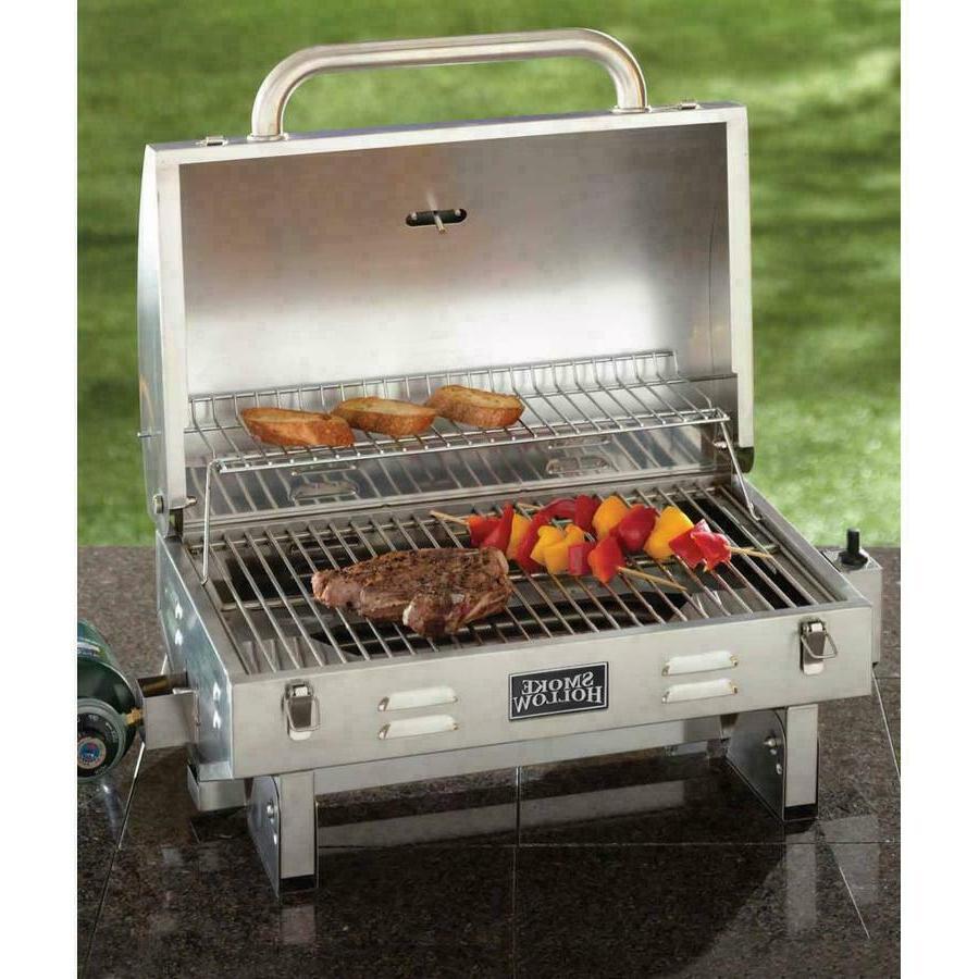 stainless steel 1 burner liquid propane outdoor