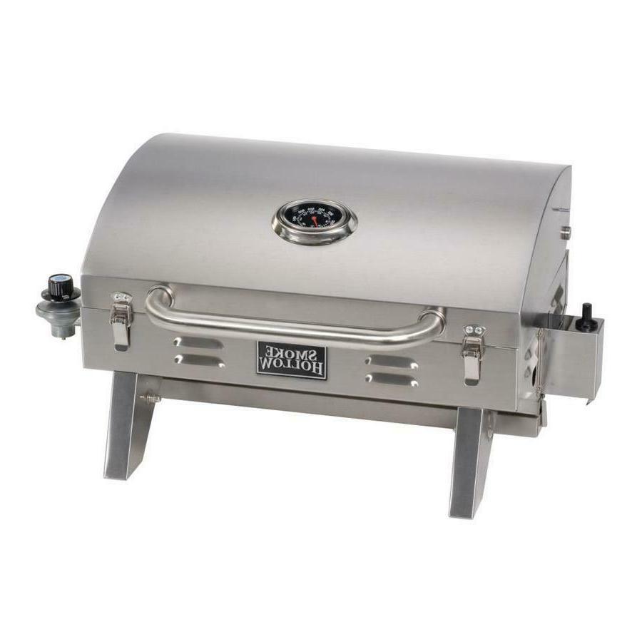 Smoke Hollow Stainless Steel 1-Burner Liquid Propane Gas Gri