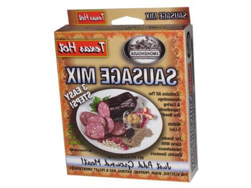 texas sausage seasoning mix