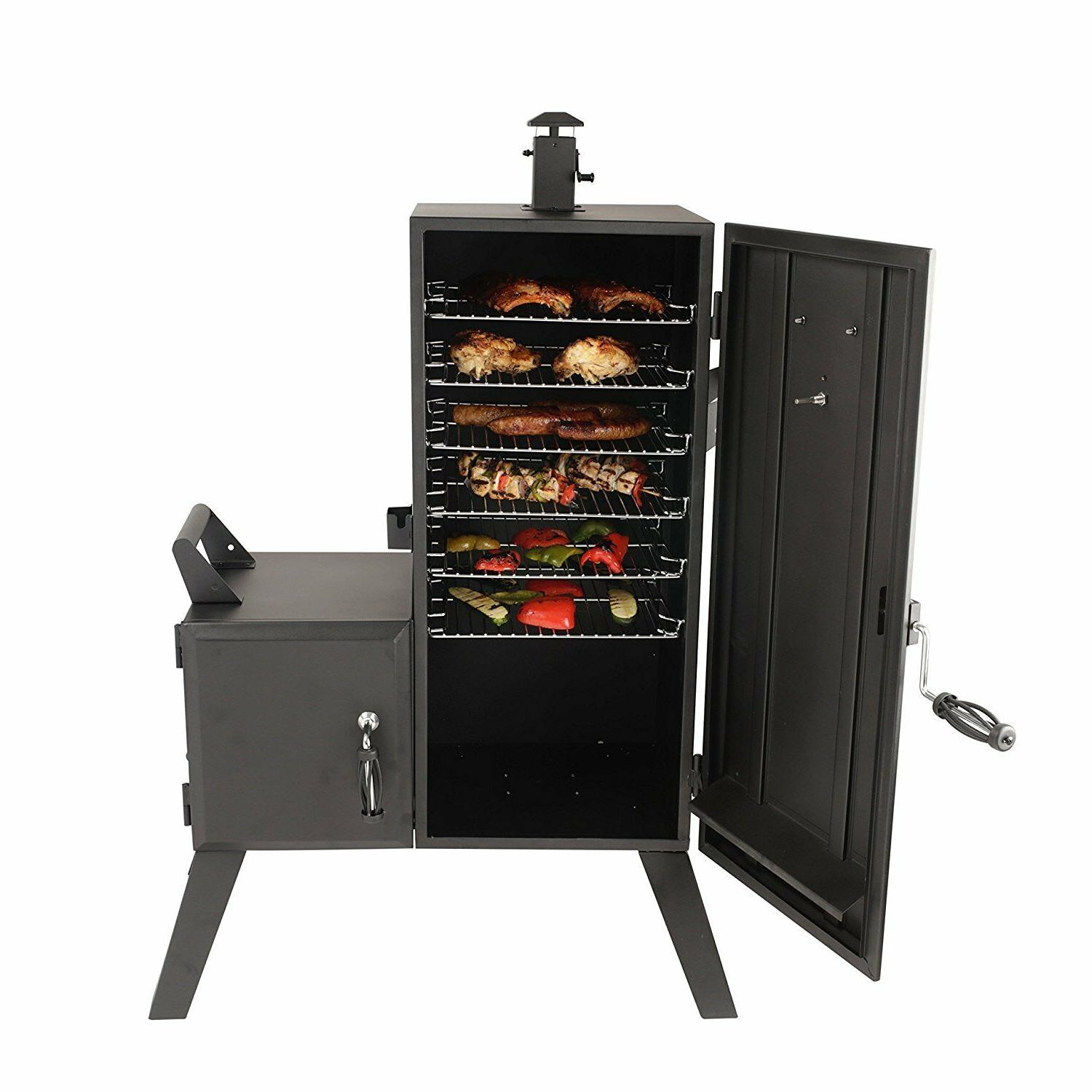 """Vertical 36"""" Party Cooking Grill New"""
