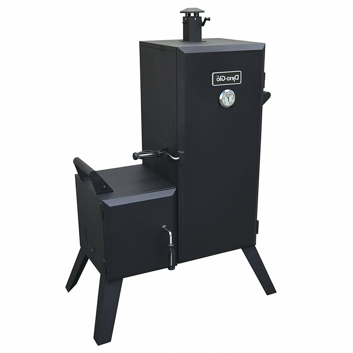 """Vertical Charcoal 36"""" BBQ Cooking Grill New"""