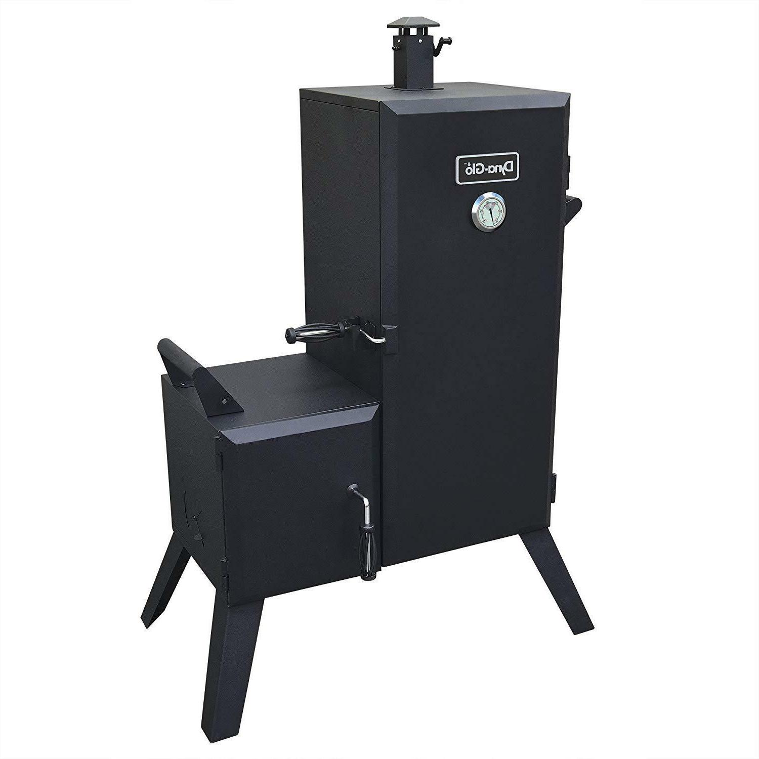 Charcoal Smoker Outdoor Grill Pit